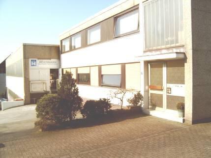 Unser Betriebsgebäude seit Ostern 2007